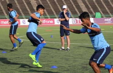 Cambodia vs India PREVIEW: a mellow win is not enough; the Blue Tigers need to go on a hunt