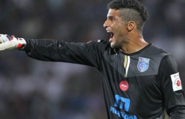 Former England and ISL player David James to arrive in Kerala in May just as a coach