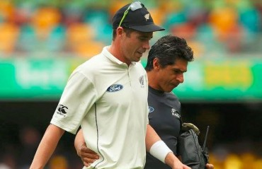 Tim Southee suffers hamstring injury, puts IPL campaign for Mumbai Indians in jeopardy