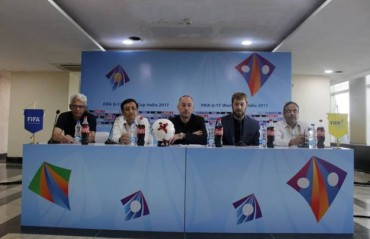 FIFA officials feel Under 17 World Cup preparation must pick up pace