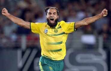 RPS rope in Imran Tahir as a replacement for injured Mitch Marsh