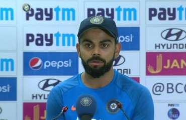 Will take the field only if I am declared 100% fit, says Kohli
