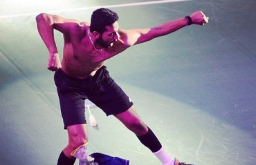 BEAST MODE on for Prannoy as he trains hard ahead of India SS