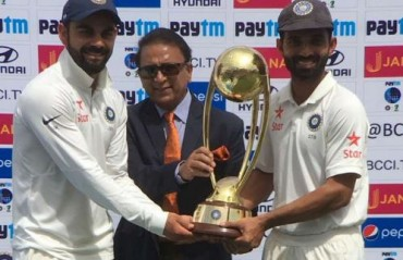 India thump Australia by 8 wickets in Dharamsala to seal the series 2-1