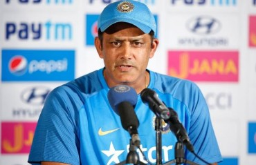 Don't see any reason why we can't win overseas, says Kumble