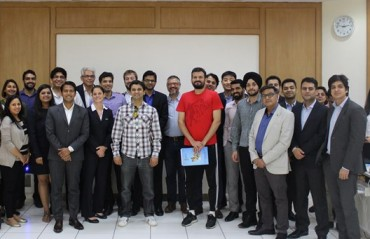 FIFA U-17 WC commercial affiliates attend workshop on importance of sponsor's role
