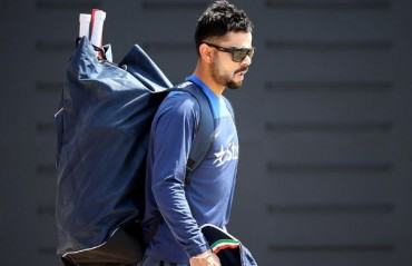 I will continue to be in good terms with the Aussies in RCB team: Kohli