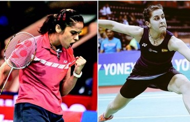 Saina smashes an ace with her reply to Carolina Marin's comments