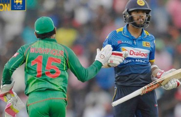 TFG Fantasy Pundit: Fantasy cricket tips for Sri Lanka v Bangladesh 3rd ODI