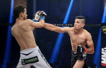 Mohammed Farhad Scheduled to fight at Brave 5