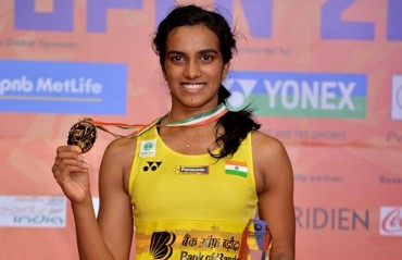 Twitterati send in their wishes to Sindhu on her first India SS title