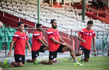 Jolted Bengaluru FC seek redemption in Asia as they face Maziya away from home in AFC Cup