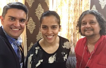 Amol Gupte is yet to finalize on who will play the role of Saina in her biopic but states that his research is in full swing