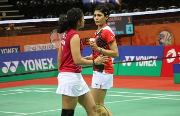 Ashwini/Sikki & Sanjana/Aarthi ousted from Malaysia SSP after first round defeat
