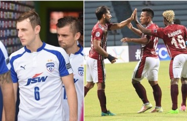 TFG Indian Football Podcast: AFC Cup Review - Indian Domination