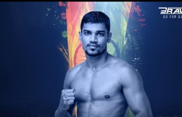 Indian MMA: Nelson Paes to fight Rolando Gabriel at Brave 5