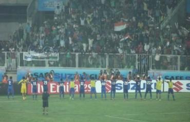 India 101: Blue Tigers climb to record high FIFA rank following phenomenal winning streak