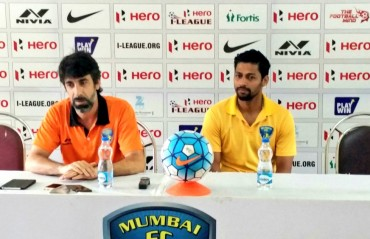 Oscar Bruzon: Those who don't believe it's possible have no room in Mumbai FC