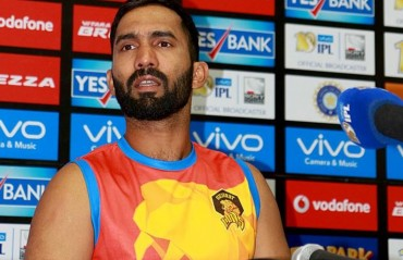 Everything went wrong in the second half of the game against KKR, says Dinesh Karthik
