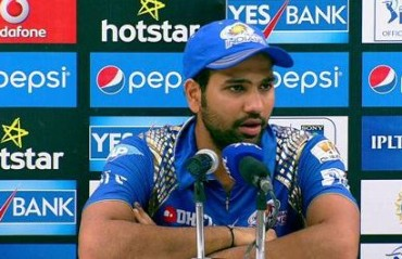 It would be great if Hardik & Nitish can keep finishing games, says Rohit Sharma