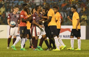 Mohun Bagan fined Rs. 75,000 for being unable to control crowd misconduct