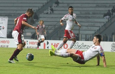 Play-by-Play: Lajong come back to draw level against Bagan in a thorough entertaining contest