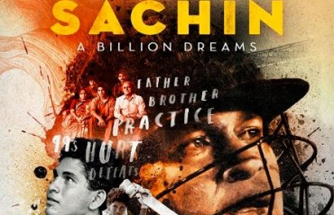 'Sachin: A Billion Dreams' trailer is out and you can watch it here