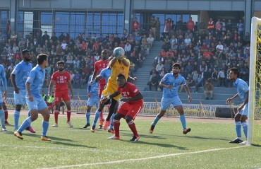 Play by Play: Albino the saviour for Aizawl; Churchill late surge not enough to beat Aizawl