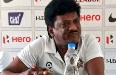 Our main aim is to play in Federation Cup says CCFC coach Soundarajan