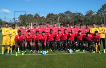 Six practice matches lined up for the India U17 World Cup team in Europe