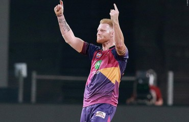 With Dhoni in team, every game feels like a home game, says Ben Stokes