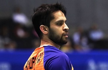 Kashyap, the only Indian stalwart at China GPG; should aim for the title on his comeback