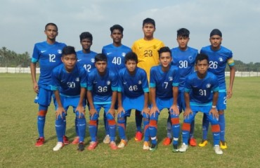 India U16 team to play in the India-Egypt Friendship Cup 2017 in Cairo