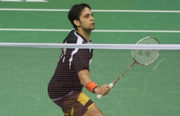 Kashyap and Harsheel out of China GPG after losing their RD 3 matches