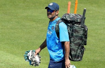 Supreme Court rescinds criminal complaint against Dhoni for allegedly depicting himself as God