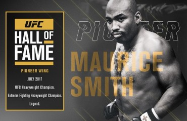 Maurice Smith named to 2017 UFC Hall of Fame Class