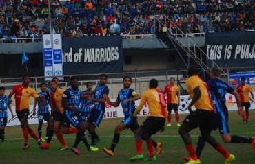 Play-by-Play: East Bengal finally win; Minerva Punjab had a few chances but failed to capitalise