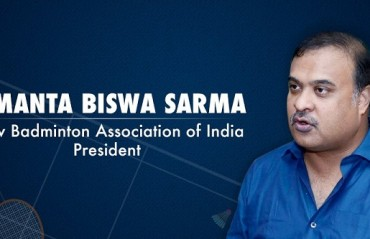 Himanta Biswa Sarma elected as new BAI president