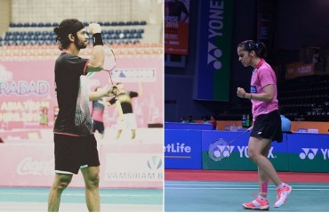 Saina & co. prepare themselves for a tough challenge at BAC 2017