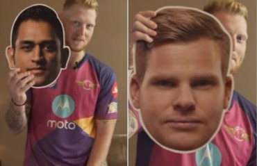 WATCH: Ben Stokes reveals the Bollywood hero & villain in the RPS squad