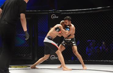 WATCH: Gurdarshan Mangat vs. Abdul Muneer Full fight from Brave 5
