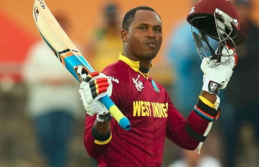 Delhi Daredevils acquire Marlon Samuels as a replacement for injured Quinton de Kock