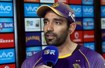 Dream is to represent India in Test matches, says Uthappa