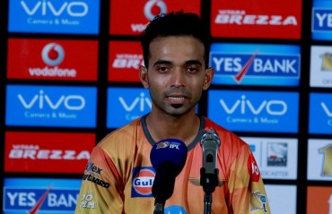 Rahane blames dew for RPS' failure to protect 183 against KKR