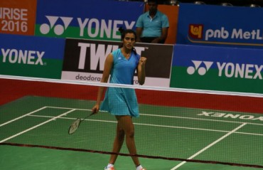 Sindhu in quarter-finals while Ajay ends his campaign at BAC