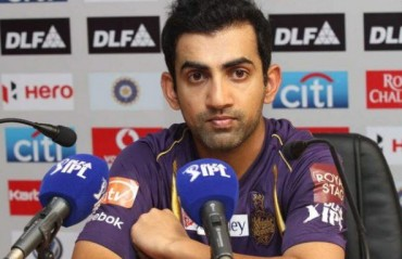 We are confident of chasing anything, says Gambhir