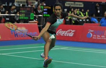 Sindhu goes down fighting against Bingjiao in QF of BAC