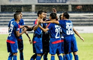 Play-by-Play: Bengaluru youngsters beat Churchill with ease to secure 4th place in I-League