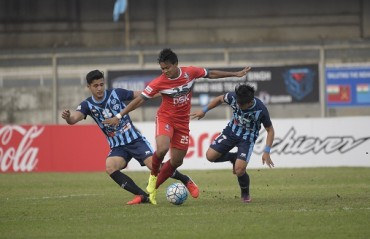 Play-by-Play: Spirited Minerva fight back to snatch a draw from Shivajians in an 8-goal thriller