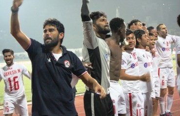 Khalid Jamil praises Aizawl FC players, says teamwork and dedication behind I-League triumph